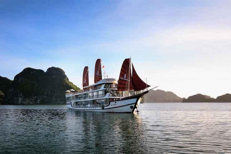 VIEW_ATTRACTIONS Du thuyền Perla Dawn Sails