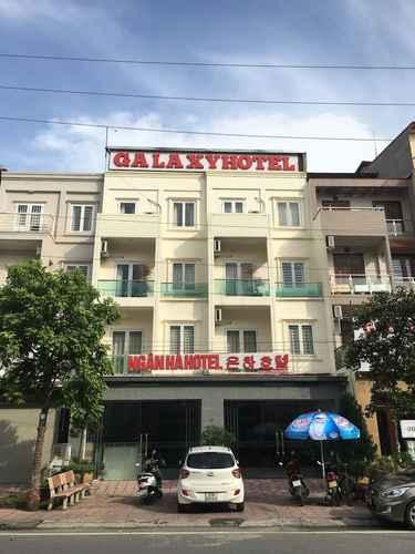 EXTERIOR_BUILDING Khách sạn Galaxy Bắc Ninh