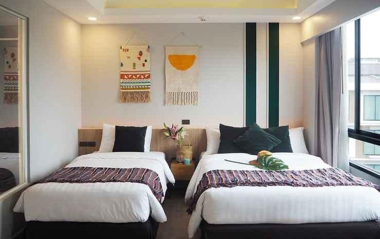 Darley Hotel Chiangmai Chiang Mai - Kamar Double Deluks untuk 1 Orang