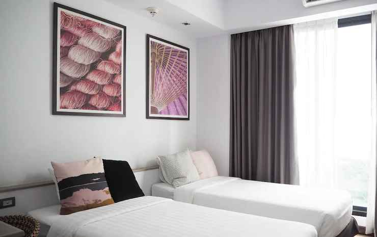 Darley Hotel Chiangmai Chiang Mai - Kamar Twin Superior, 2 Tempat Tidur Twin