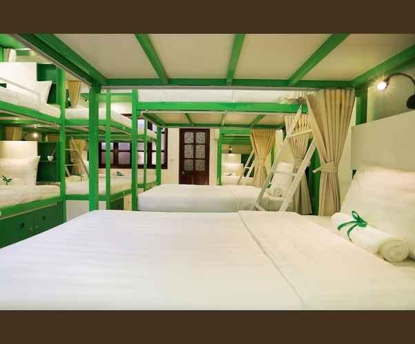 BEDROOM Hanoi High Five Hostel