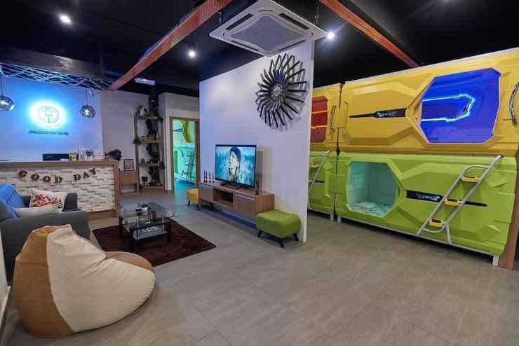 COMMON_SPACE JK Capsule Hostel