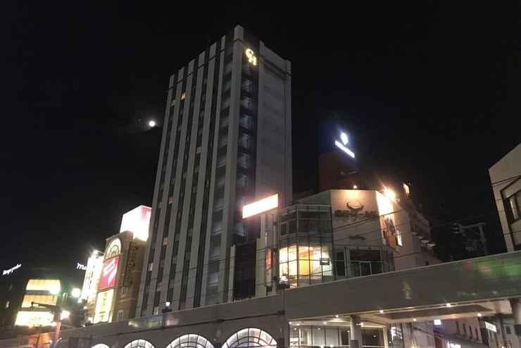EXTERIOR_BUILDING โรงแรมเซนจูเรียน คาโงชิมะ เท็นมงกัง