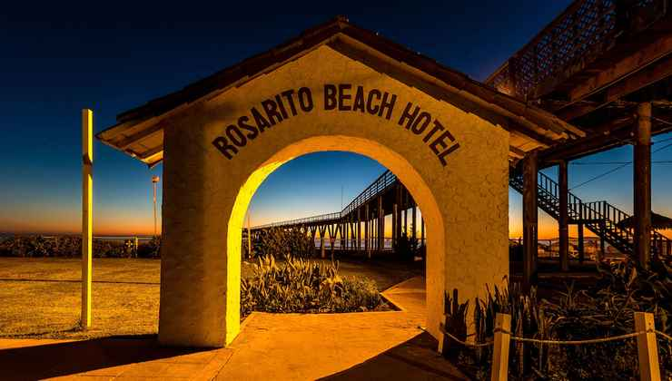 Rosarito Beach Hotel Playas De Rosarito Mexico