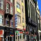 EXTERIOR_BUILDING Orange Tulip Hotel Amsterdam - Hostel
