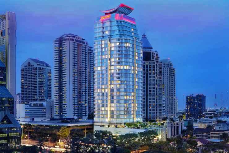 EXTERIOR_BUILDING โรงแรมแมริออท เอ็กเซกคิวทีฟ อพาร์ทเมนท์ สาทร วิสต้า