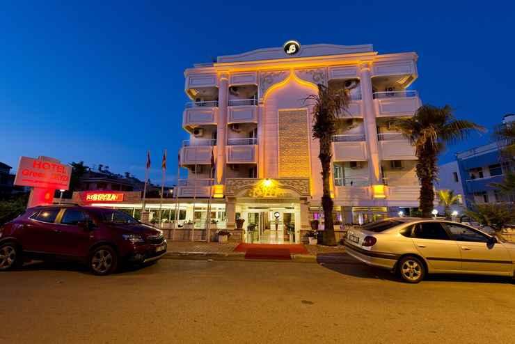 EXTERIOR_BUILDING Green Beyza Hotel