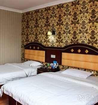 BEDROOM โรงแรมเต๋อเป่า การ์เด้น-กวางโจว
