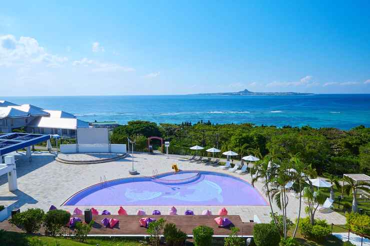 SWIMMING_POOL Centurion Hotel and Resort Vintage Okinawa Churaumi