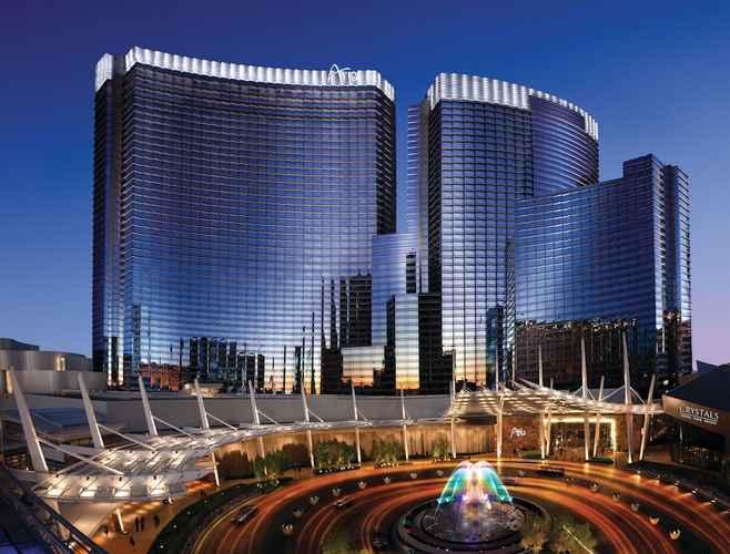 EXTERIOR_BUILDING ARIA Resort & Casino