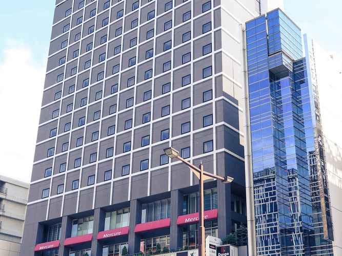 EXTERIOR_BUILDING โรงแรมเมอร์เคียว ซัปโปโร