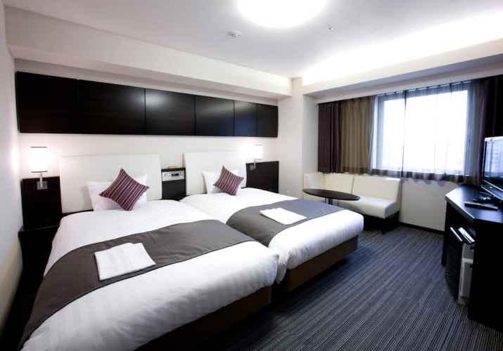 BEDROOM โรงแรมไดวะ รอยเนต คาวาซากิ