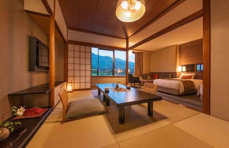 BEDROOM โรงแรมมิยาจิมะ แกรนด์ อาริโมโตะ