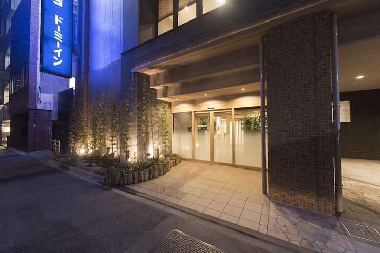 EXTERIOR_BUILDING ดอร์มี อินน์ โตเกียว-ฮัตโชโบริ เนเชอรัล ฮ็อตสปริง