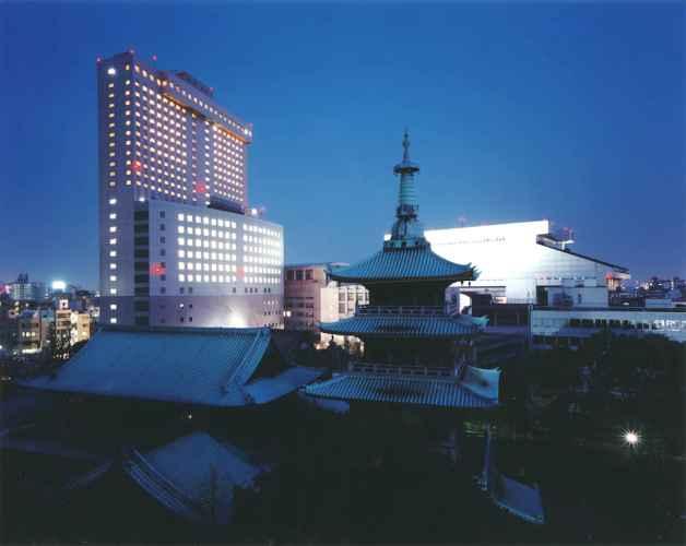 EXTERIOR_BUILDING โรงแรมไดอิชิ เรียวโกคุ
