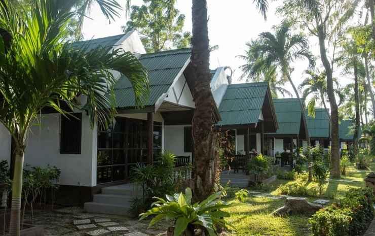 Southern Lanta Resort Krabi - Kamar Standar, pemandangan kebun