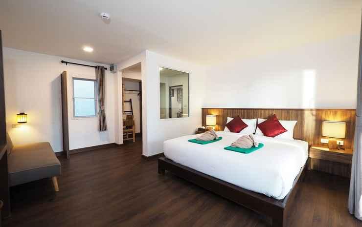 Southern Lanta Resort Krabi - Bungalow Superior, 1 Tempat Tidur Double, pemandangan kebun