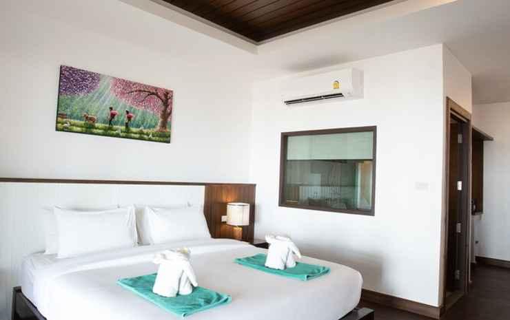 Southern Lanta Resort Krabi - Suite, pemandangan laut