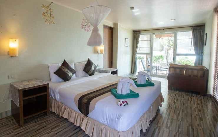 Southern Lanta Resort Krabi - Bungalow, menghadap pantai