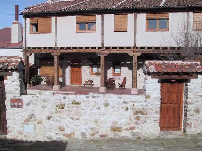 EXTERIOR_BUILDING La Casona de Espirdo
