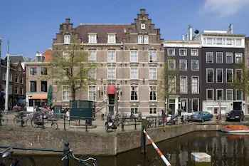 EXTERIOR_BUILDING โอโซโฮเทลส์ อาร์มาดา อัมสเตอร์ดัม