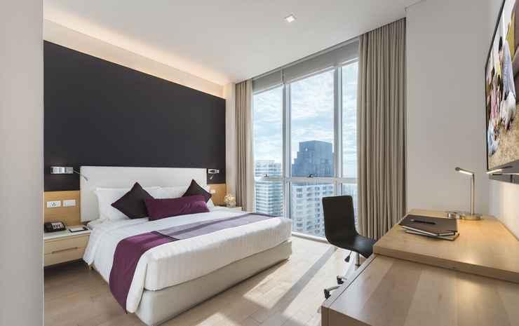 Somerset Sukhumvit Thonglor Bangkok Bangkok - Apartemen Eksekutif, 2 kamar tidur, dapur