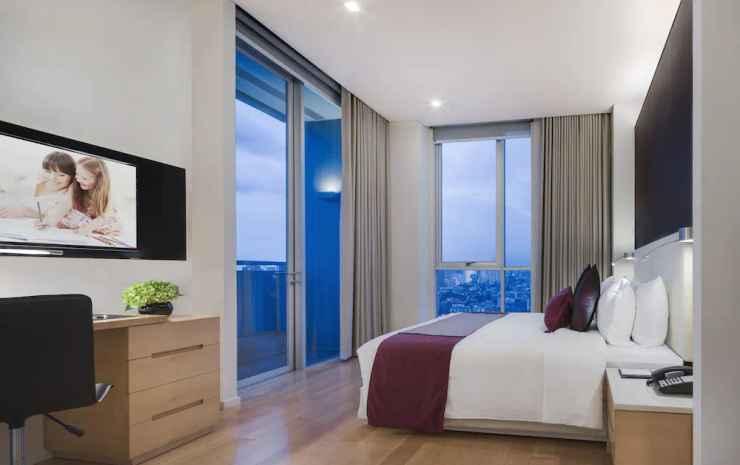 Somerset Sukhumvit Thonglor Bangkok Bangkok - Suite Premier, 1 kamar tidur, dapur