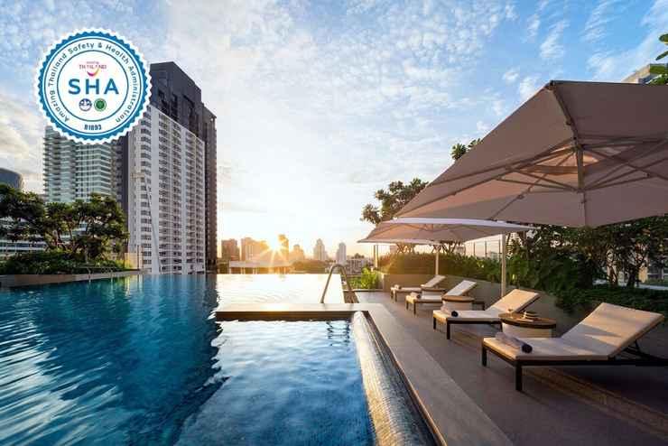 SWIMMING_POOL Somerset Sukhumvit Thonglor Bangkok