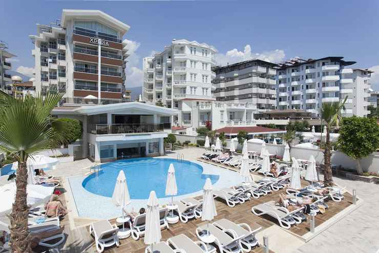 Xperia Saray Beach Hotel - All Inclusive, Alanya, Turkey