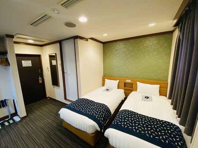 BEDROOM โรงแรมโตเกียว อุเอโนะ โทกาเนยะ