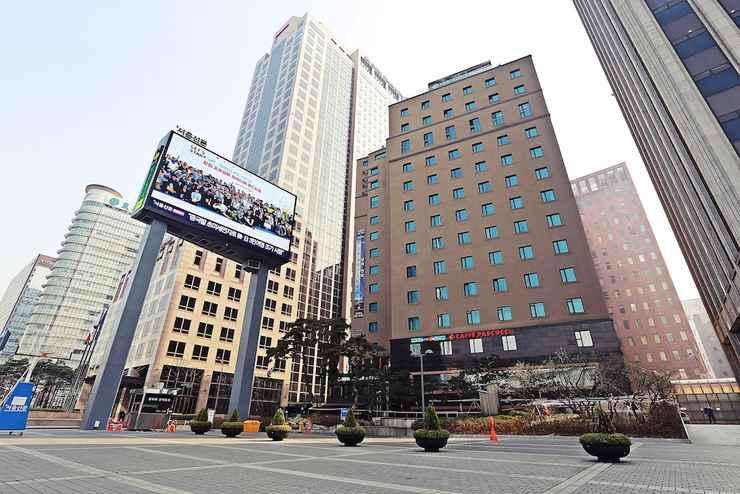 EXTERIOR_BUILDING โรงแรมนิว กุกเจ