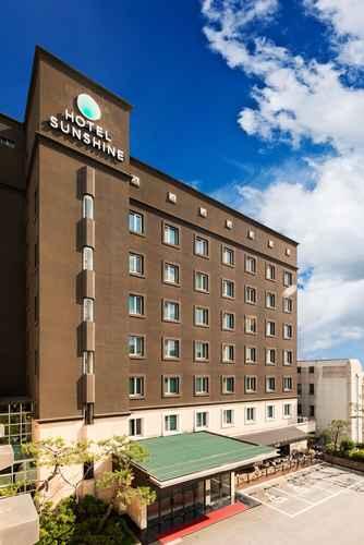 EXTERIOR_BUILDING โรงแรมซันไชน์ โซล