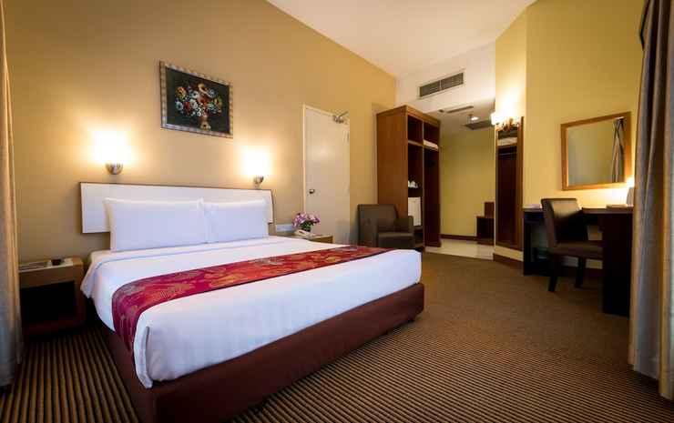 Hotel Sentral @ KL Sentral Station Kuala Lumpur - Kamar Deluks