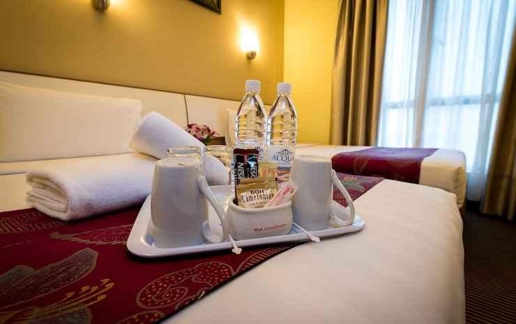 Hotel Sentral @ KL Sentral Station Kuala Lumpur - Kamar Eksekutif