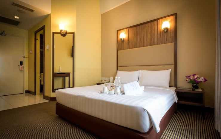 Hotel Sentral @ KL Sentral Station Kuala Lumpur - Kamar Superior