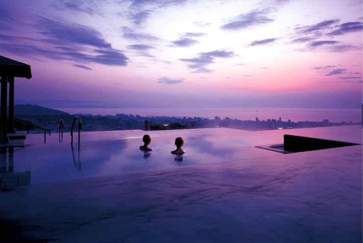 SWIMMING_POOL โรงแรมสุคิโนอิ