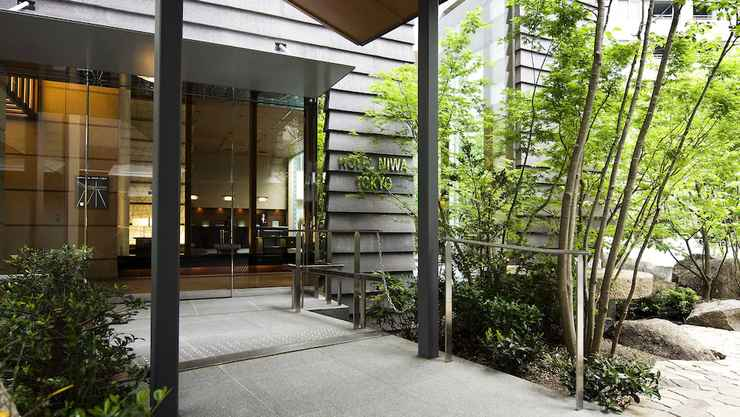 EXTERIOR_BUILDING โรงแรมนิวะ โตเกียว