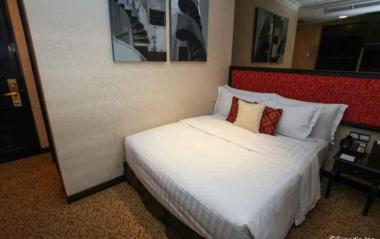 Nostalgia Hotel Singapore - Kamar Deluks
