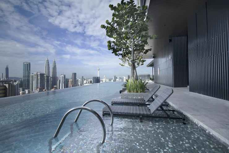 SWIMMING_POOL Expressionz Professional Suites by MAD KL STAY