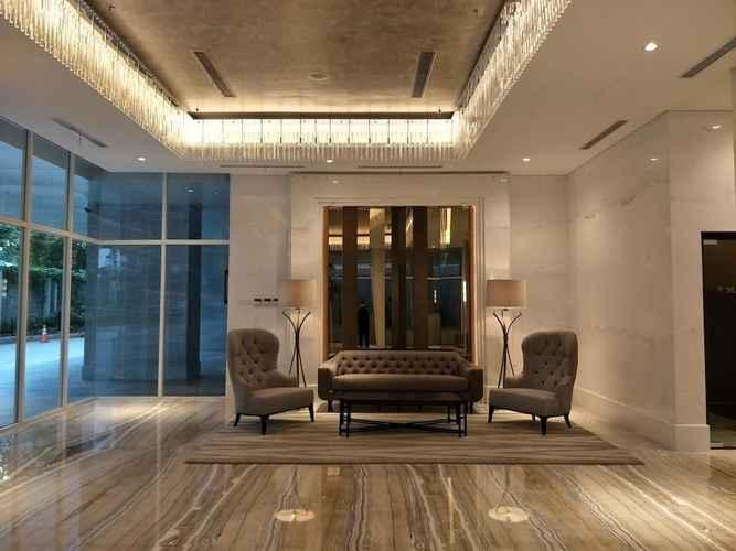 LOBBY Menteng Park Apartment by Mediapura
