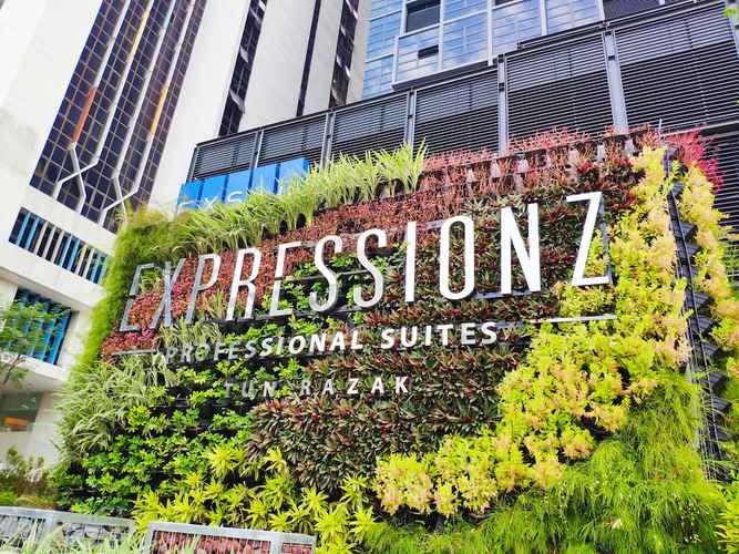 EXTERIOR_BUILDING Expressionz Professional Suites by HostaStay