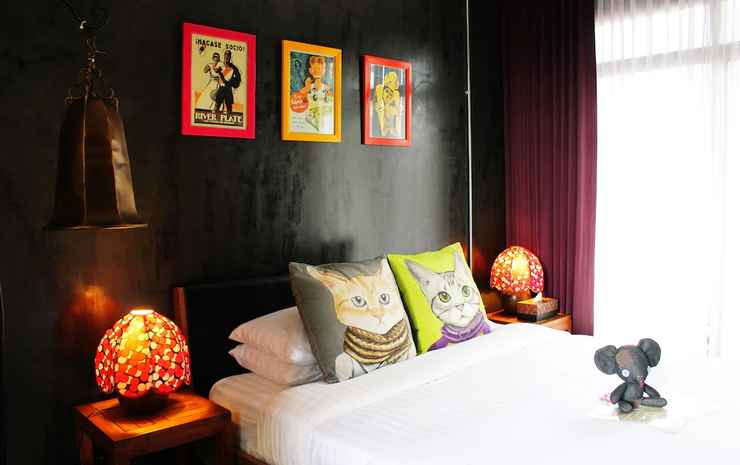 Villa Thapae Chiang Mai Chiang Mai - Standard Double Room with Pool Access
