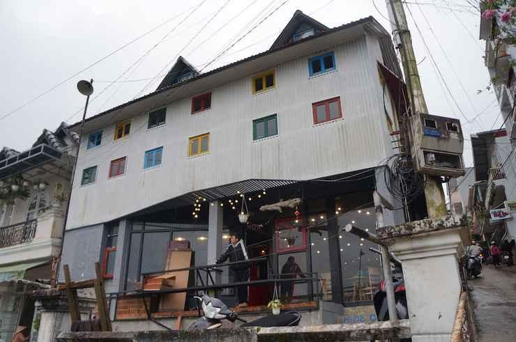 EXTERIOR_BUILDING Grey Monkey Dalat Hostel