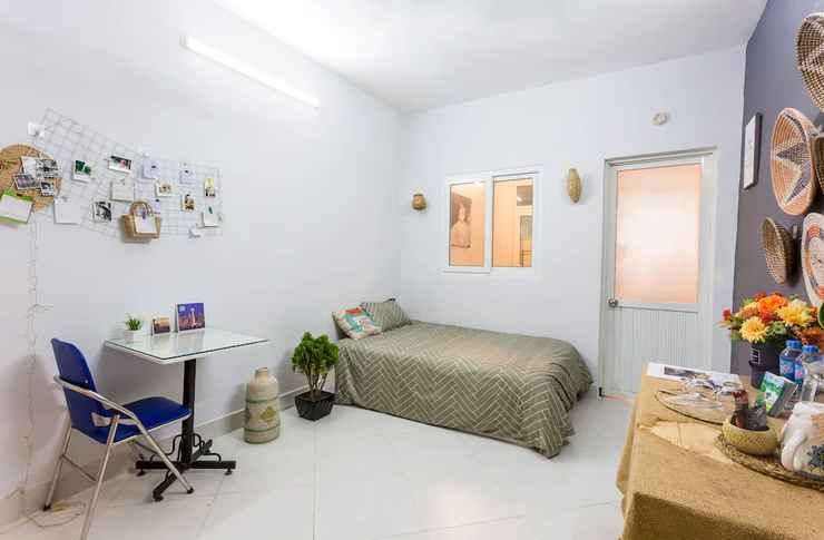 BEDROOM Commodious Basic Apart 2BRs