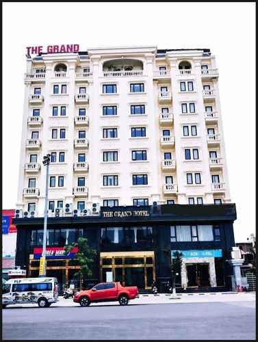 EXTERIOR_BUILDING Khách sạn The Grand