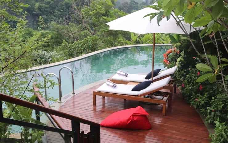 Pullman Ciawi Vimala Hills Resort Puncak - Vila, 3 kamar tidur, kolam renang pribadi