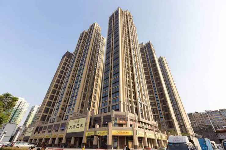 EXTERIOR_BUILDING Westen Hotel Shenzhen