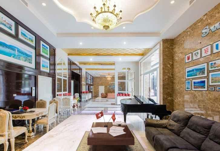 LOBBY Léman Luxury Apartments