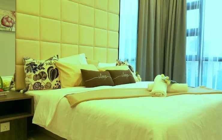 Platinum Suites AT Swiss Garden Kuala Lumpur - Apartemen Premier, 1 Tempat Tidur King, non-smoking, pemandangan kota