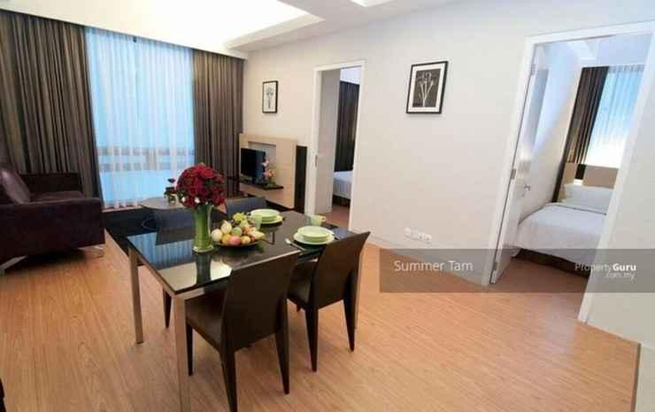 Platinum Suites AT Swiss Garden Kuala Lumpur - Apartemen Keluarga, 2 kamar tidur